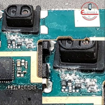 Reparar móvil mojado Emóviles Zaragoza